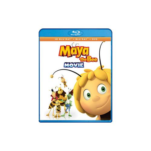 MAYA THE BEE MOVIE (BLU-RAY/DVD COMBO/3-D/DIGITAL COMBO/2 DISC/FF) (3-D) 826663157550