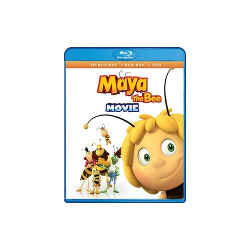 MAYA THE BEE MOVIE (BLU-RAY/DVD COMBO/3-D/DIGITAL COMBO/2 DISC/FF) (3-D) 826663157550