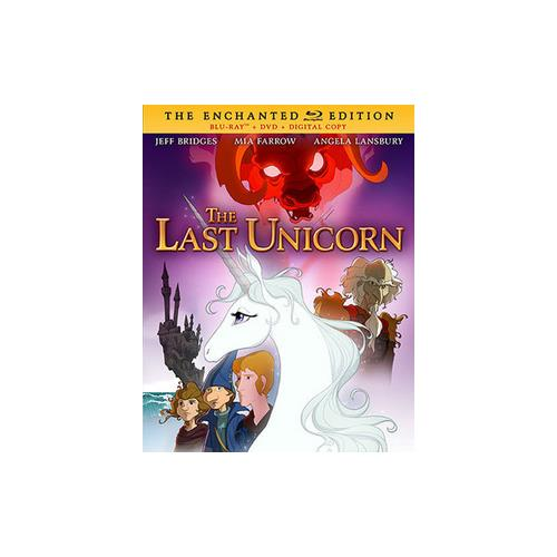 LAST UNICORN-ENCHANTED EDITION (BLU-RAY/DVD COMBO/2 DISC/WS) 826663159066