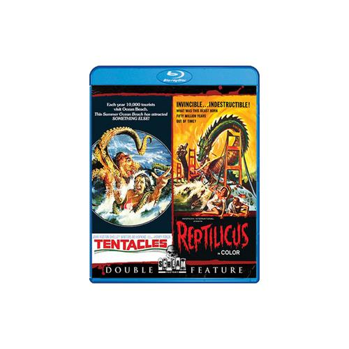 TENTACLES/REPTILICUS (BLU RAY) (WS) 826663159080