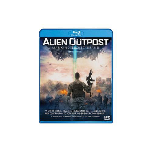 ALIEN OUTPOST (BLU-RAY) 826663159257