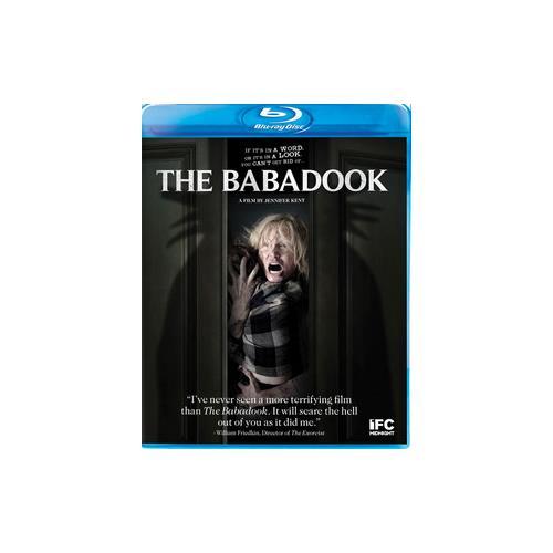 BABADOOK (BLU-RAY/WS) 826663159332