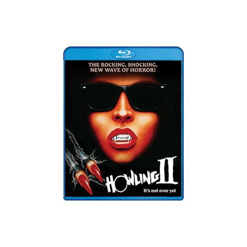 HOWLING II-YOUR SISTER IS A WEREWOLF (BLU RAY) 826663159479