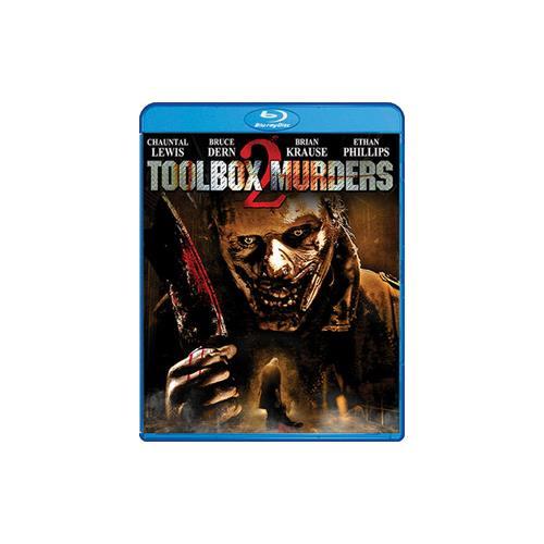 TOOLBOX MURDERS 2 (BLU-RAY/WS) 826663159561