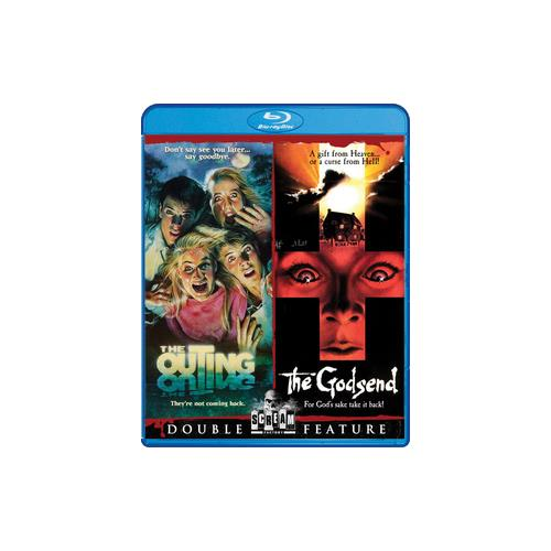OUTING/GODSEND (BLU RAY/DOUBLE FEATURE/WS) 826663159738