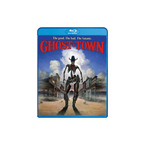 GHOST TOWN (BLU RAY) (WS) 826663159745