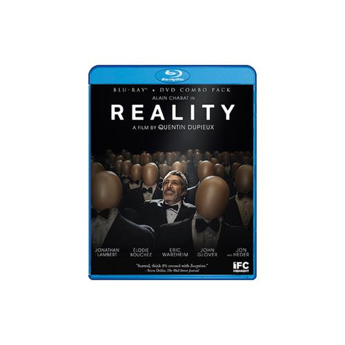 REALITY (BLU-RAY/DVD COMBO/2 DISC/WS) 826663160376