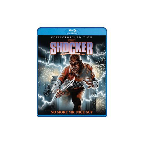 SHOCKER (BLU-RAY/COLLECTORS EDITION/WS) 826663160482