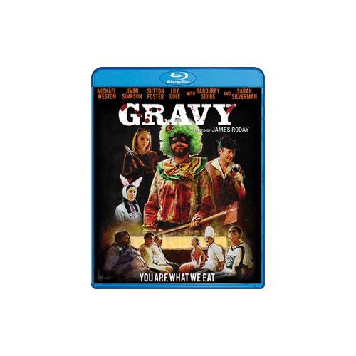 GRAVY (BLU RAY) (WS) 826663160710