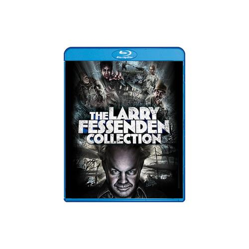 LARRY FESSENDEN COLLECTION (BLU-RAY/WS/4 DISC) 826663162868