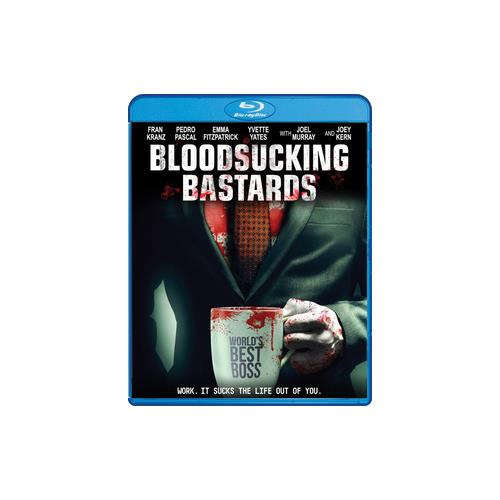 BLOODSUCKING BASTARDS (BLU-RAY) 826663163032