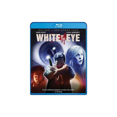 WHITE OF THE EYE (BLU-RAY/DVD COMBO/1987/DIGITAL/2 DISC) 826663163339