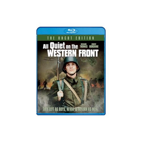 ALL QUIET ON THE WESTERN FRONT (BLU RAY) 11301208125