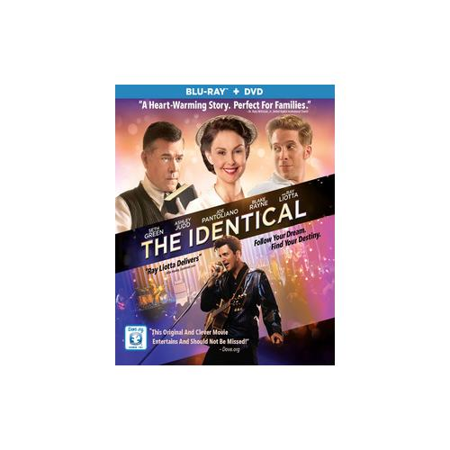 IDENTICAL (BLU-RAY/DVD COMBO/2014/2 DISC) 883476145990