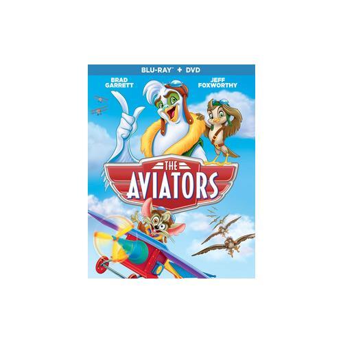 AVIATORS (BLU-RAY/DVD COMBO) 883476146294