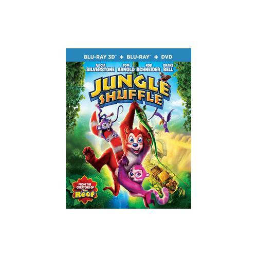 JUNGLE SHUFFLE (BLU-RAY/DVD COMBO/2 DISC/WS 1.78) 883476146560