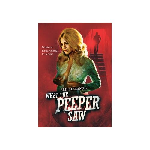 WHAT THE PEEPER SAW (DVD/2015/WS) 89859879524