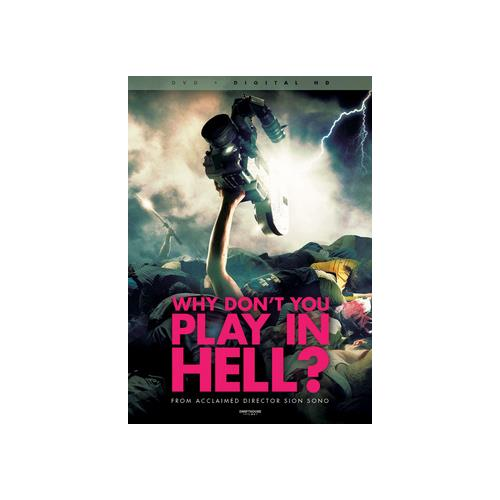 WHY DONT YOU PLAY IN HELL (DVD) 883476145891
