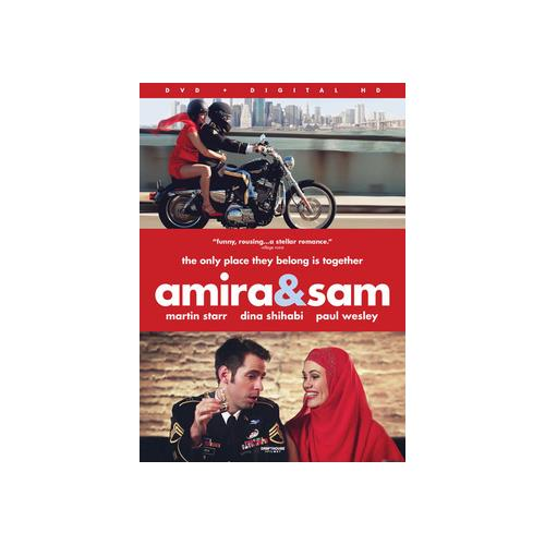 AMIRA & SAM (DVD/2015/WS) 883476147000