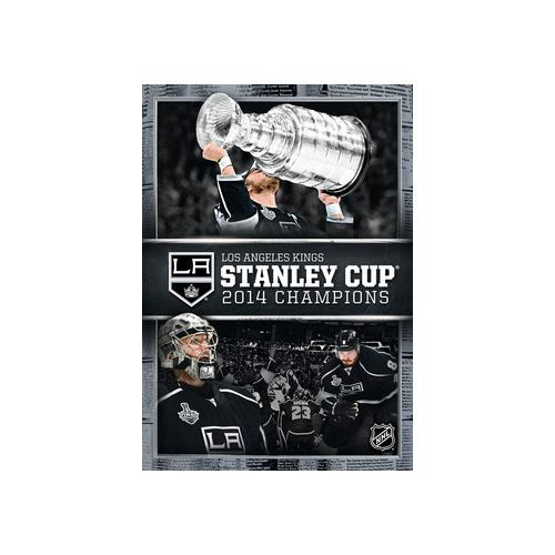 NHL-2014 STANLEY CUP CHAMPIONS (DVD/WS/NEW YORK RANGERS & LA KINGS) 883476145082