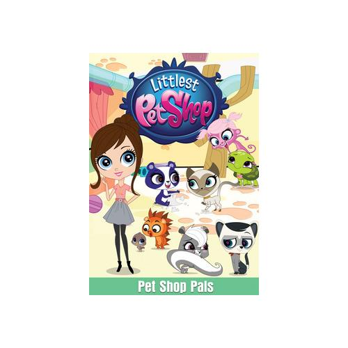 LITTLEST PET SHOP-PET SHOP PALS (DVD) (WS) 826663156836