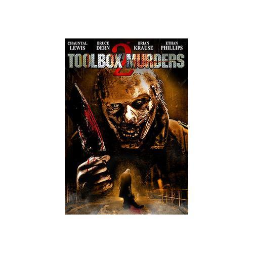 TOOLBOX MURDERS 2 (DVD) (WS) 826663159554