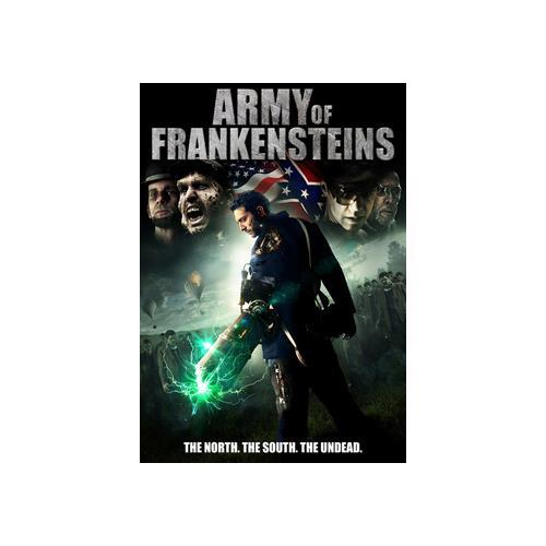 ARMY OF FRANKENSTEINS (DVD/WS) 826663159929