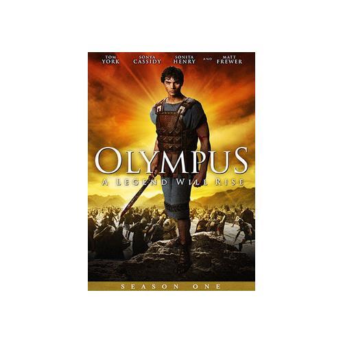 OLYMPUS-SEASON 1 (DVD) (WS/3DISCS) 826663160024
