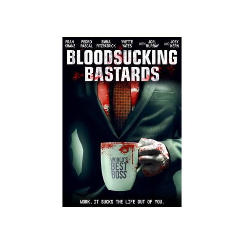 BLOODSUCKING BASTARDS (DVD/WS) 826663163025