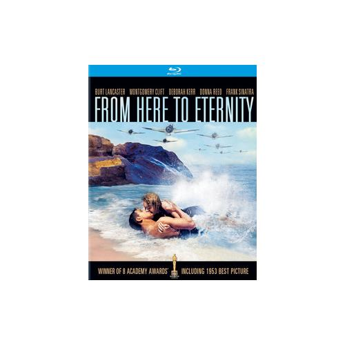 FROM HERE TO ETERNITY (BLU RAY) (DOL DIG 5.1/WS/1.33/FF/ENG) 43396229921