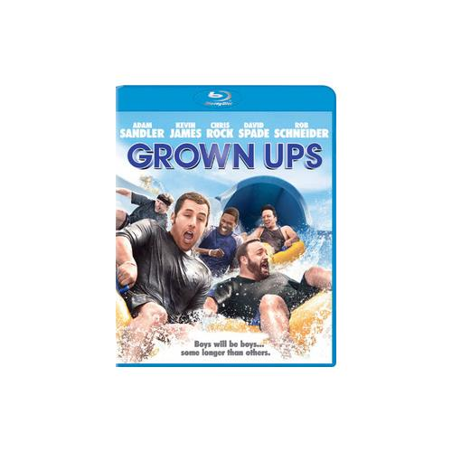 GROWN UPS (BLU-RAY/ENG/1.85/WS/2010) 43396364455