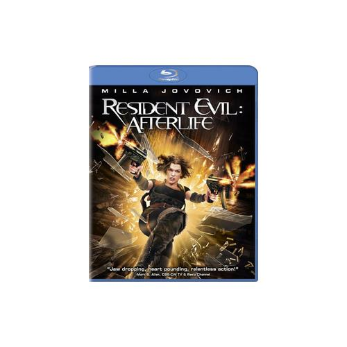 RESIDENT EVIL-AFTERLIFE (BLU RAY/WS 2.35/DD 5.1/DSS/ENG-SUB/FR-BOTH/SP) 43396365971