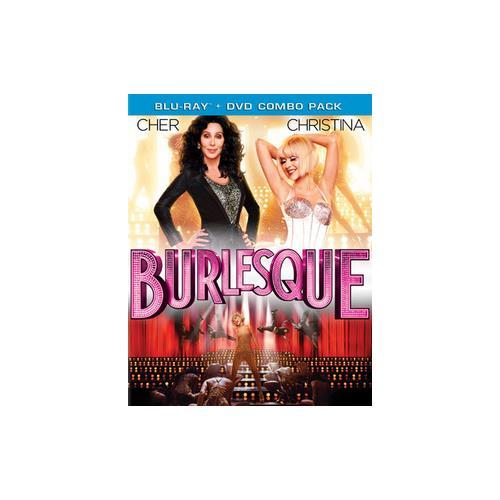 BURLESQUE (BLU-RAY/DVD COMBO/2 DISCS/DD 5.1/2.40/ENG/ENG/FRENC(PARI/LAT 43396366350