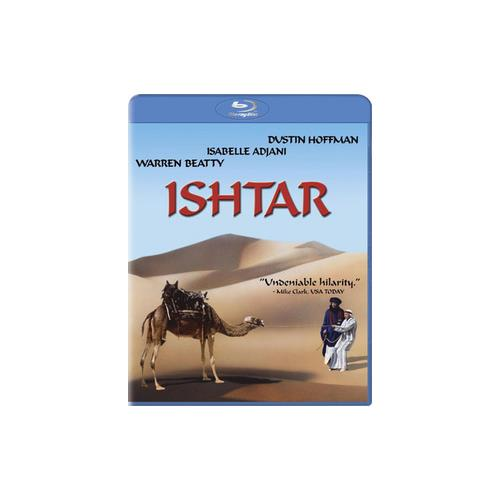 ISHTAR (BLU RAY/1987/DD 5.1/WS/MULTIPLE LANGUAGES) 43396367692