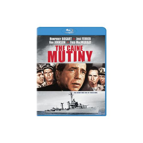 CAINE MUTINY (BLU RAY) (DOL DIG 5.1/1.85/WS/ENG/FRENCH(PARISIAN) 43396369276