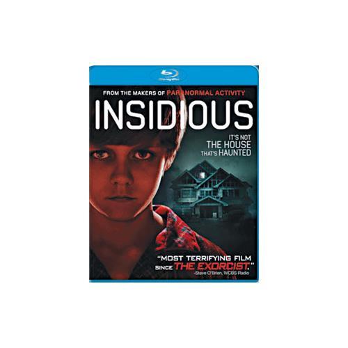 INSIDIOUS (BLU-RAY/DD 5.1/2.40/ENG/LATIN AMERICAN/SPAN) 43396381520