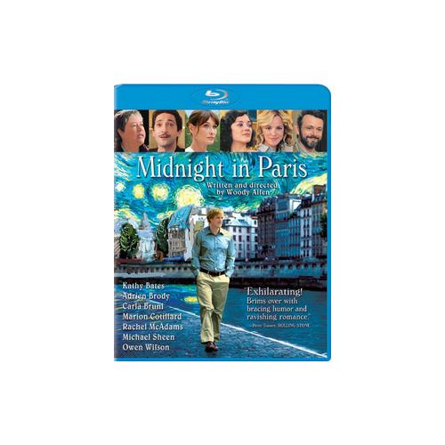 MIDNIGHT IN PARIS (BLU RAY/1.85/ENG/LATIN AMER/SPAN/FREN(PARISIAN) 43396385238
