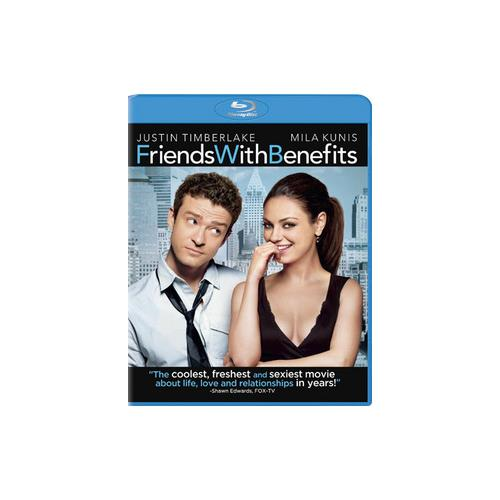 FRIENDS WITH BENEFITS (BLU RAY/WS/DOL DIG 5.1/2.40/ENG/FREN-PARIS/KOR/CH) 43396388086