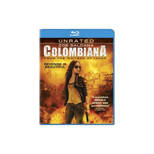 COLOMBIANA (BLU RAY) (DOL DIG 5.1/2.35/ENG/FRENCH(PARISIAN) 43396389403