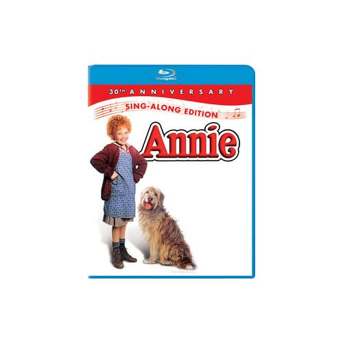ANNIE (BLU RAY) (DOLBY DIGITAL 5.1/WS/2.40/ENG/DANISH/JAP) 43396392724