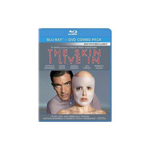 SKIN I LIVE IN (BLU RAY/DVD COMBO PACK) (WS/1.85/DOL DIG 5.1/SPAN/ENG/FREN) 43396394858