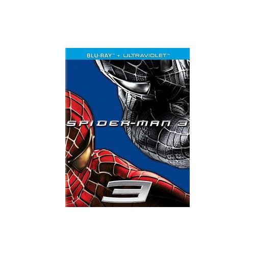SPIDERMAN 3 (BLU-RAY/2007/DOL DIG 5.1/WS 2.40/ENG/FREN-PAR/MOVIE PROMO SKU) 43396399945