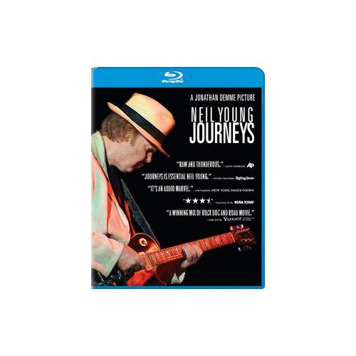 NEIL YOUNG JOURNEYS (BLU-RAY/WS 1.85/ENG/SPAN/FREN-PARS) 43396407817