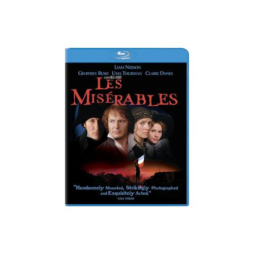 LES MISERABLES (BLU RAY/UV/DOL DIG 5.1/DSS/2.40/WS/ENG/ARABIC/DUTCH/JAP/S/D 43396415195