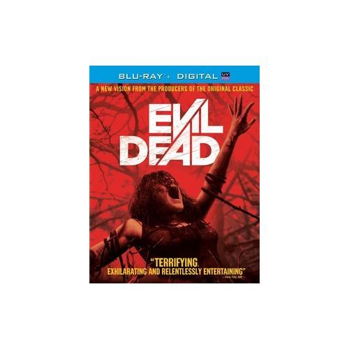 EVIL DEAD (2013/BLU-RAY/ULTRAVIOLET/DOL DIG 5.1/WS 1.85/ENG/PARIS/FREN) 43396417298