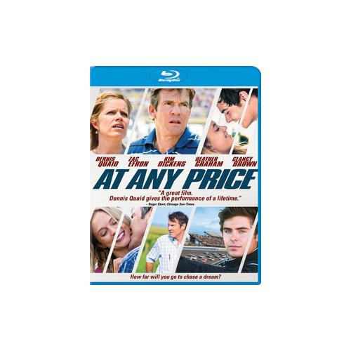 AT ANY PRICE (BLU RAY W/ULTRAVIOLET/1.33) 43396423367