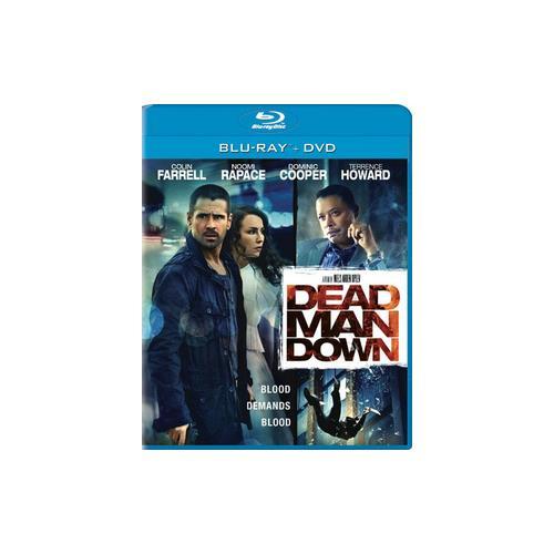 DEAD MAN DOWN BLU RAY/DVD W/ULTRAVIOLET/DD 5.1/2.35/WS/ENG/2DISCS) 43396424234