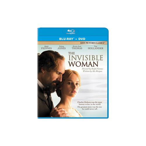 INVISIBLE WOMAN (BLU-RAY/DVD COMBO/DOL DIG 5.1/WS/2.40/ENG) 43396433892