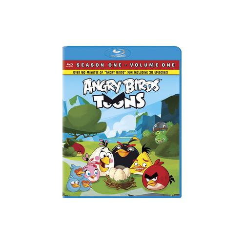 ANGRY BIRDS TOONS V01 (BLU RAY) (WS/1.78/ALL LANGUAGES) 43396435506
