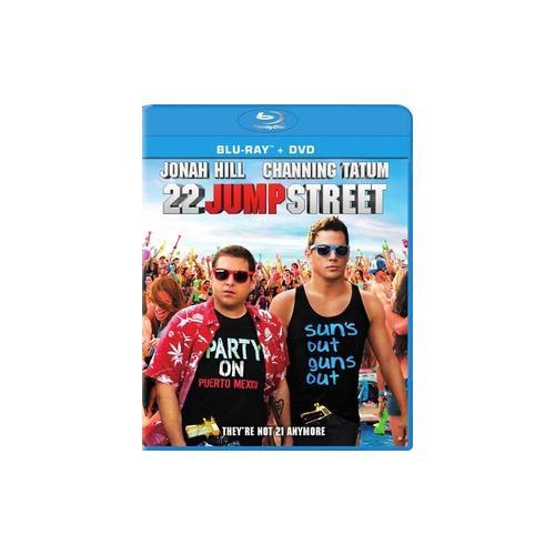 22 JUMP STREET (BLU-RAY/DVD COMBO/ULTRAVIOLET/2 DISC) 43396439641